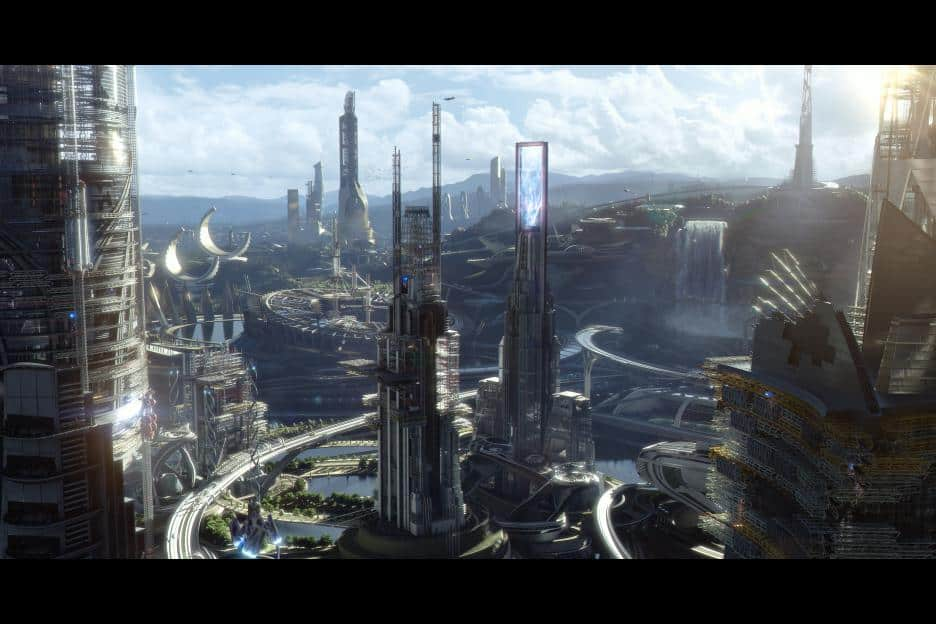 Disney #Tomorrowland XPrize Challenge