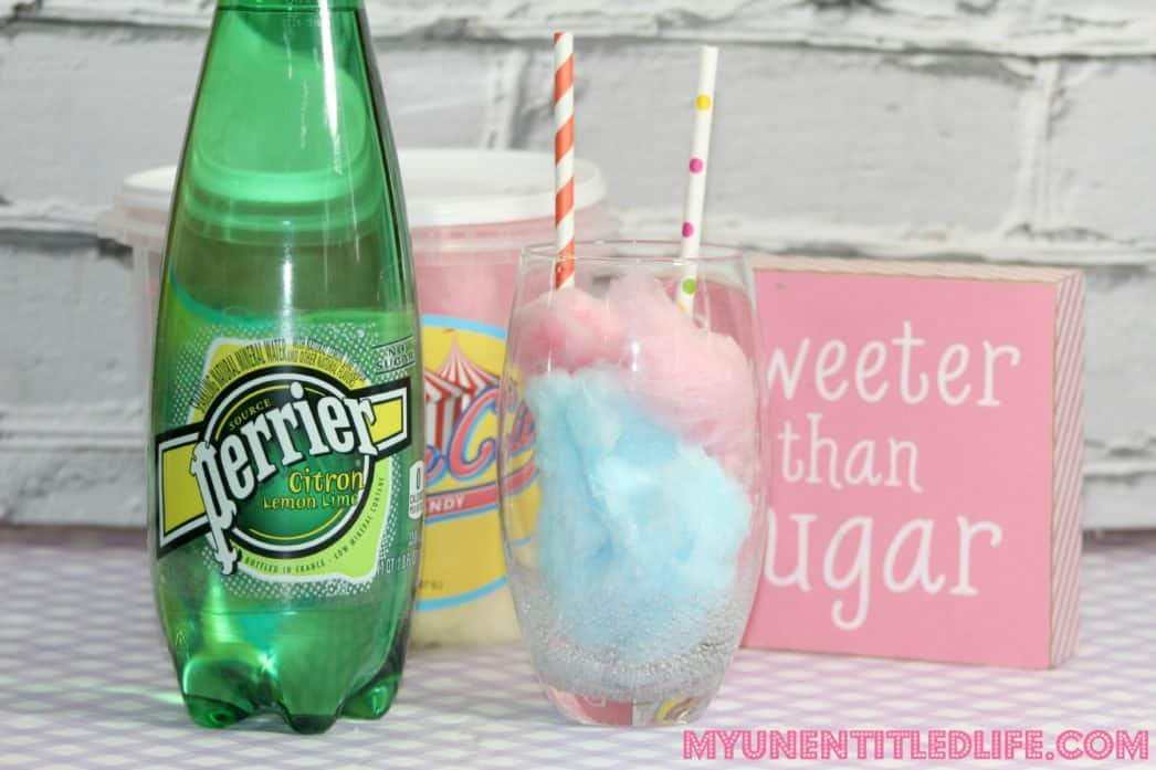 Cotton Candy Soda Ingredients