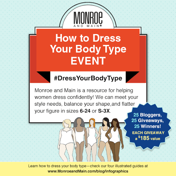 Monroe And Main How To Dress Your Body Type Event