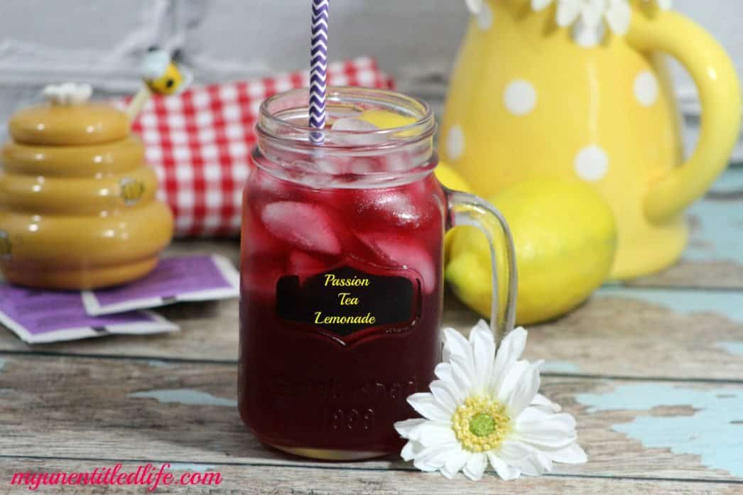 Passion- Tea- Lemonade