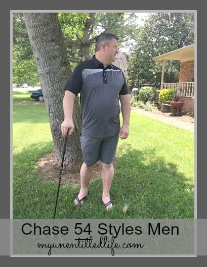 golf clothes review with chase 54