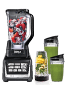 ninja blender review and cups