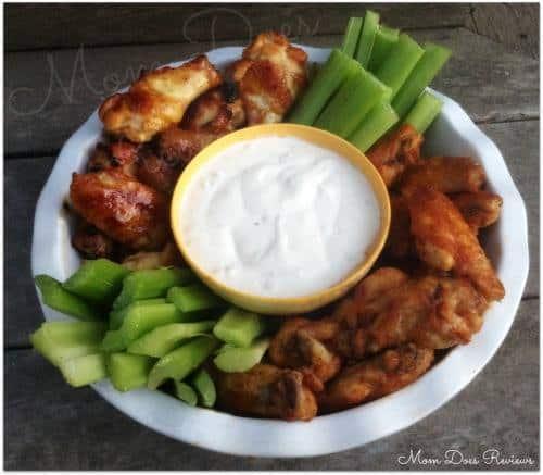 hot wing recipe