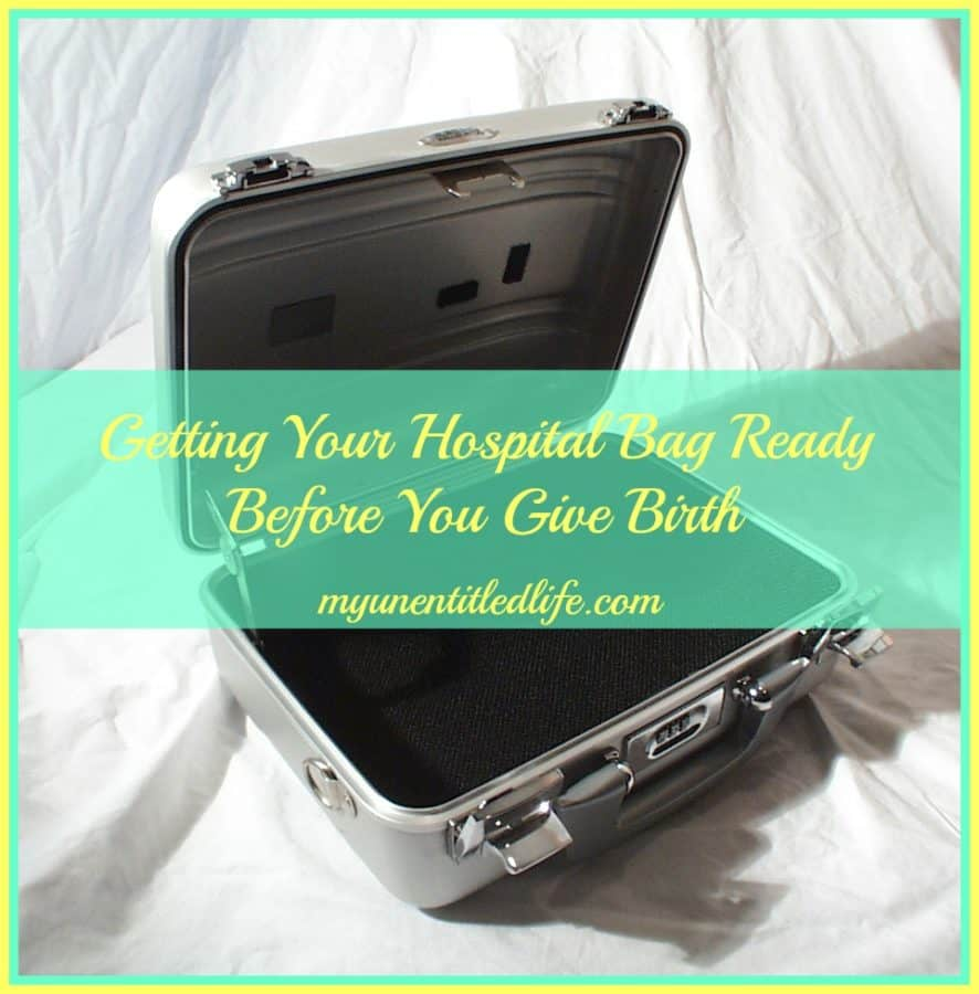 Getting Your Hospital Bag Ready Before You Give Birth