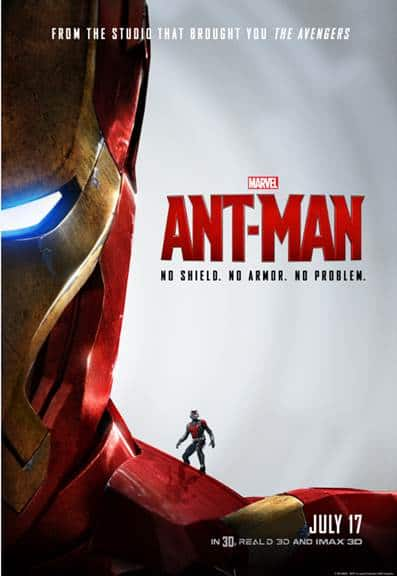 antman no shield no mask