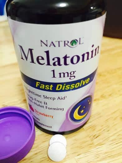 melatonin natrol