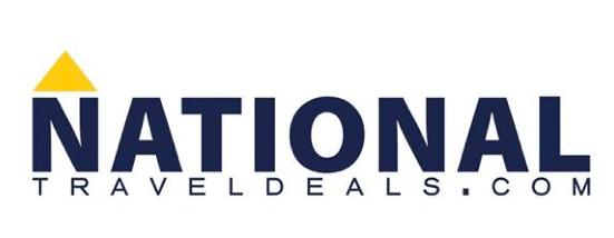 national travel deals logo