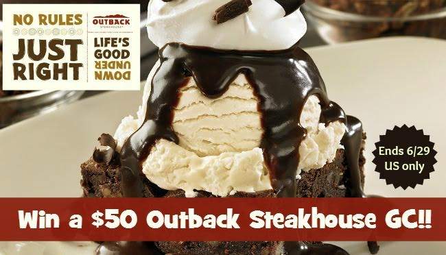 outback giveaway