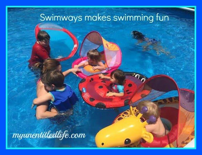 swimways makes learning to swim fun