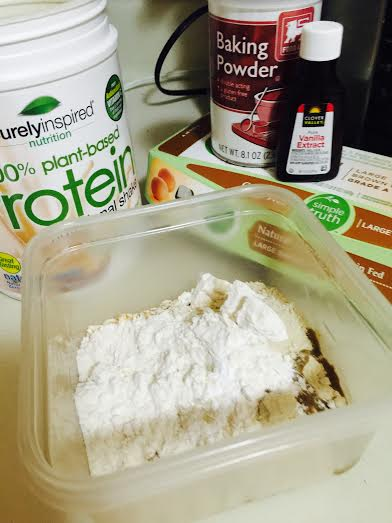 protein pancakes ingredients recipe