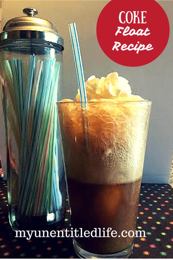coke float recipe