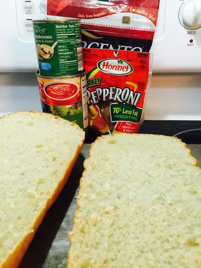 french bread recipe ingredients