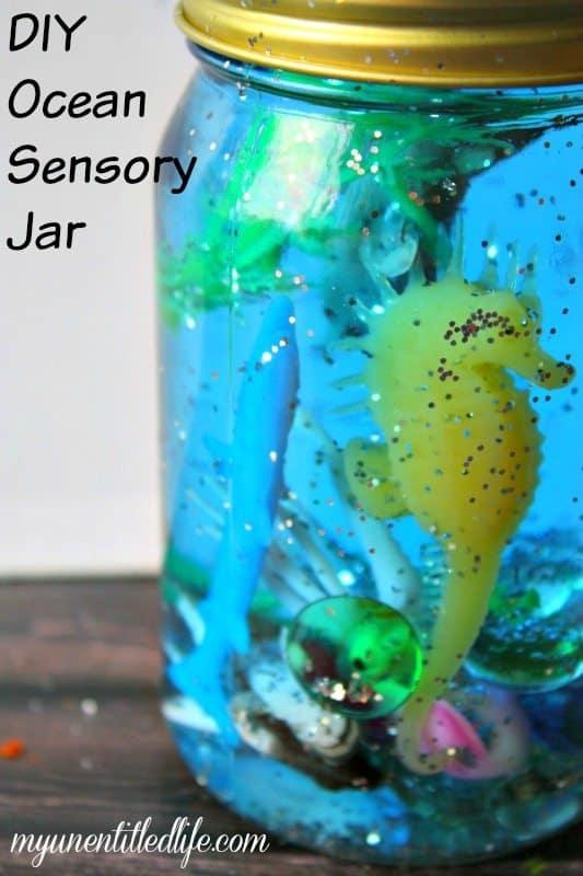 ocean sensory jar