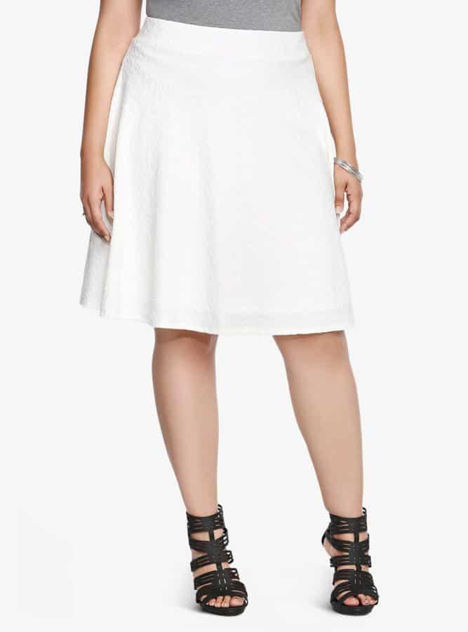 torrid skirts