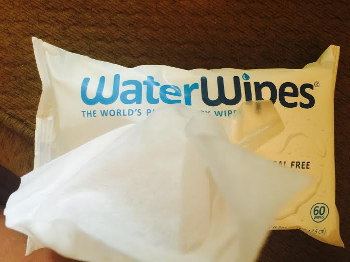waterwipes are chemical free