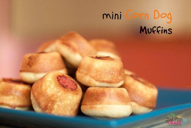 corn dog mufins