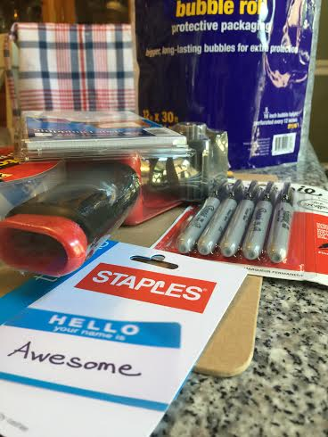 staples has all the supplies college students need and a giveaway