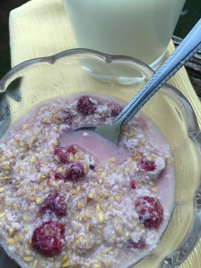 PROTEIN POWDER OATS