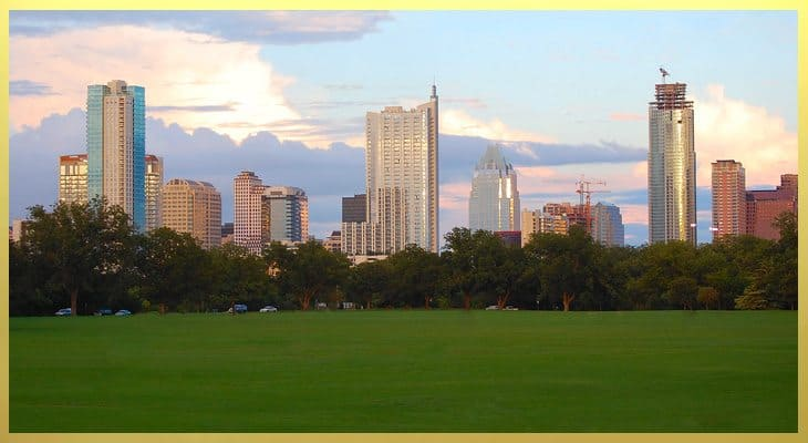 Zilker Park - 20 Things To Do In Austin - My Unentitled Life