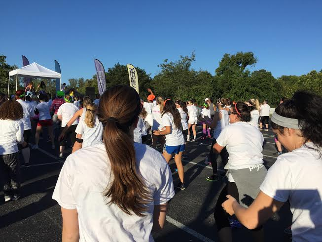 color vibe zumba