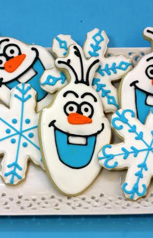 frozen olaf cookie recipe myunentitledlife