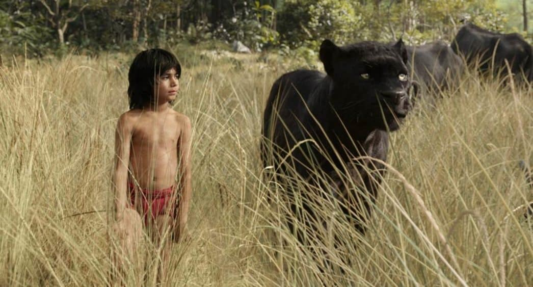 the jungle book dvd release