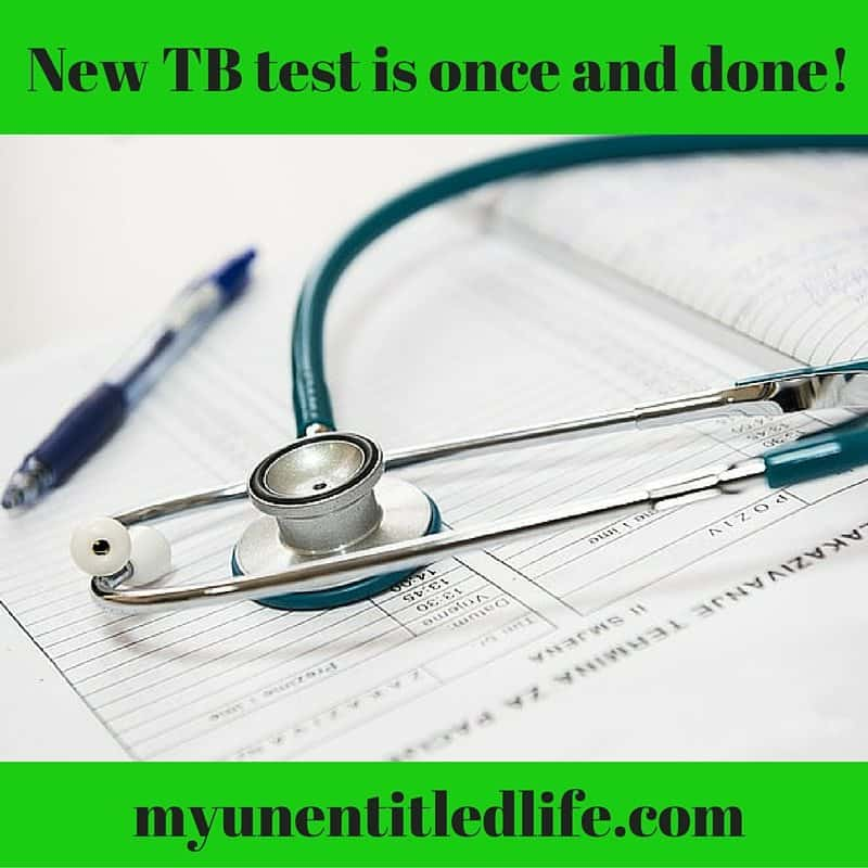 tb blood test