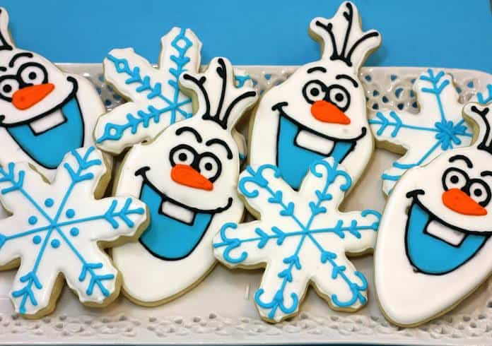 olaf frozen cookie recipe myunentitledlife