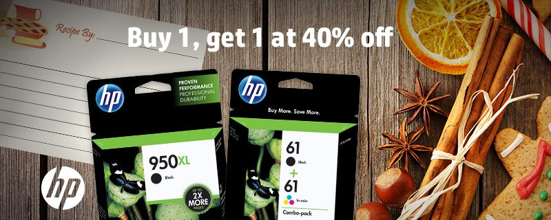 HP sale on ink