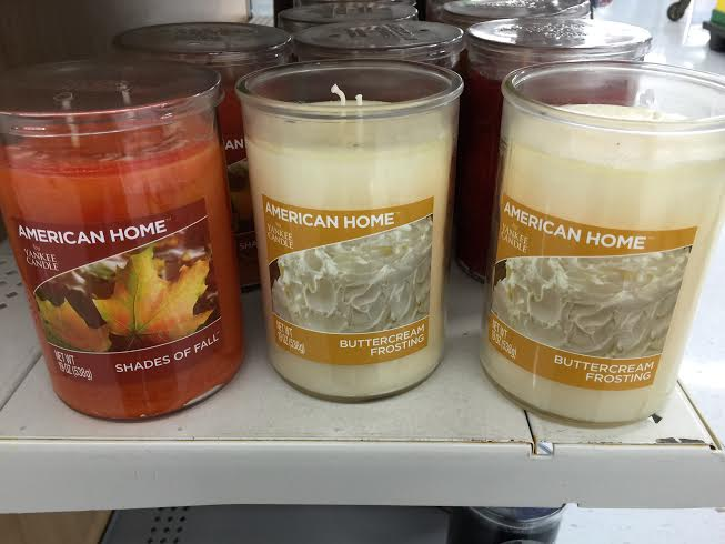 american home candle by yankee