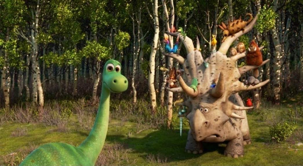 good dinosaur movie