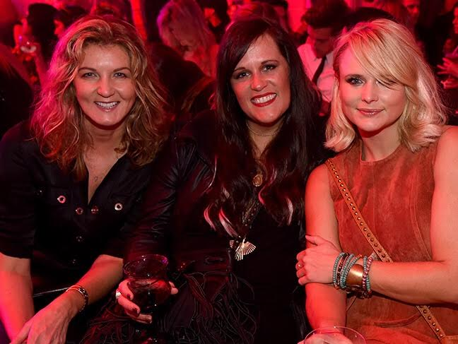 miranda lambert at off the record fashion show