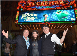 7 Things you didn't know about the film making process from The Good Dinosaur #GoodDinoEvent #ad