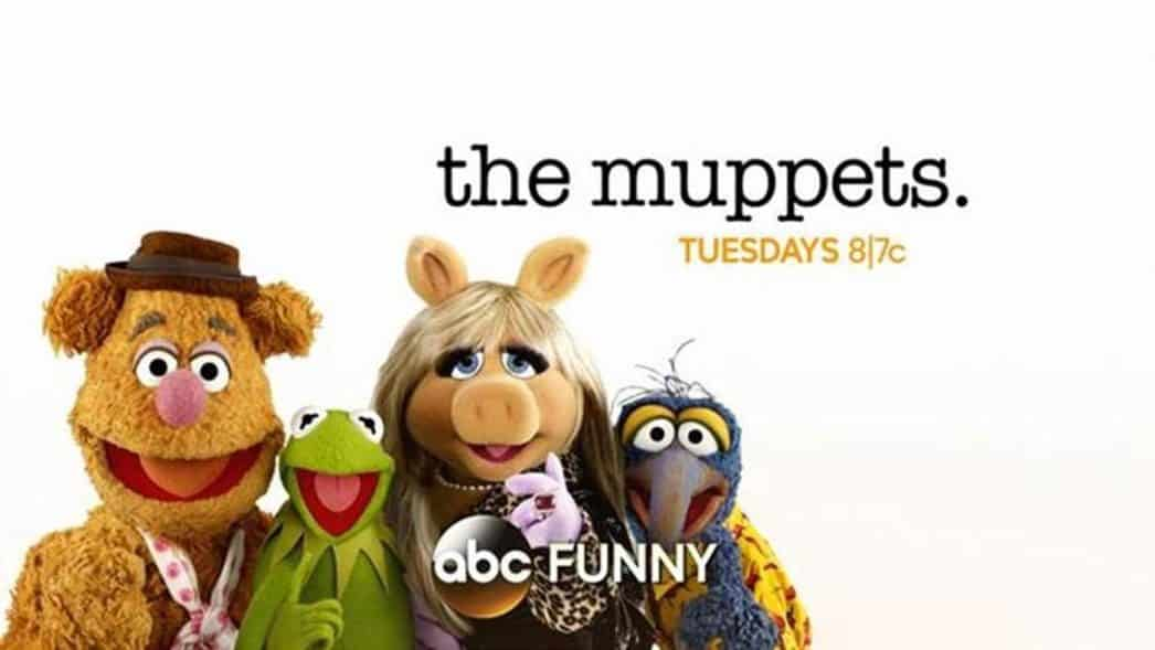the muppets q & a on the set