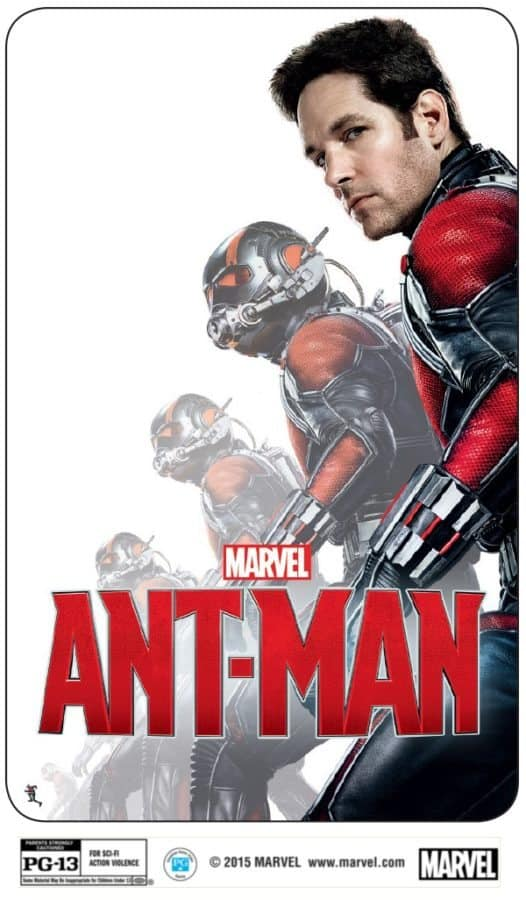 ant-man on bluray