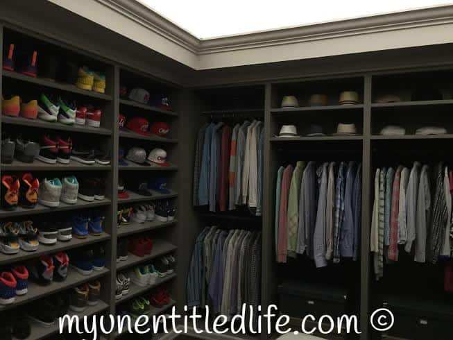 blackish anthony's closet