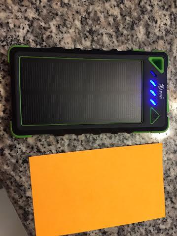 zzero solar charger 2
