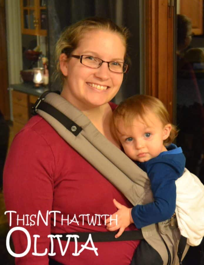 mom baby carrier giveaway