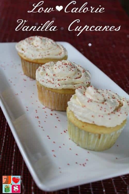 low calorie cupcakes recipe