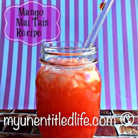 mango mai tais drink recipe