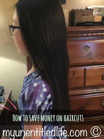 how to save money on haircuts