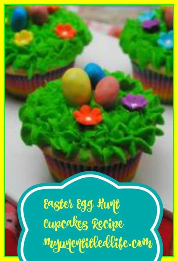 easter egg hunt cupcake recipe final