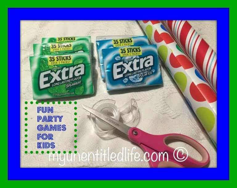 fun party games for kids