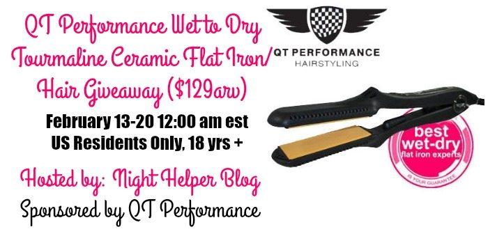 qt performance flat iron