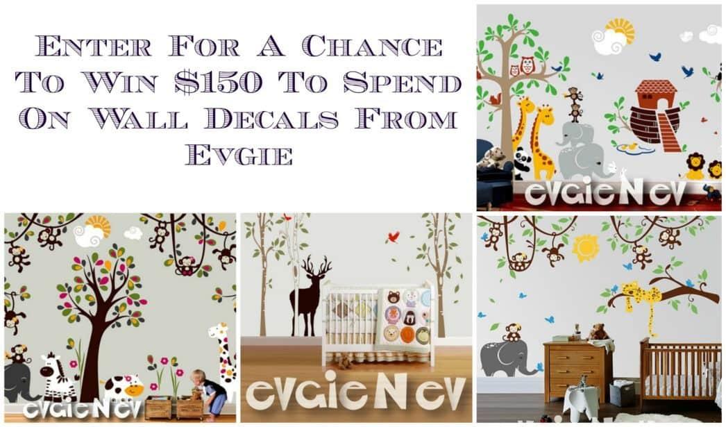 evgie 150 giveaway