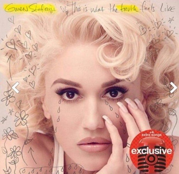 gwen stefani album this is what the truth feels like review