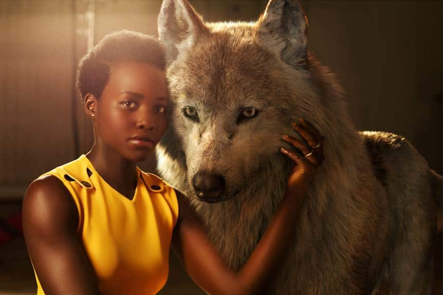 lupita nyongo jungle book
