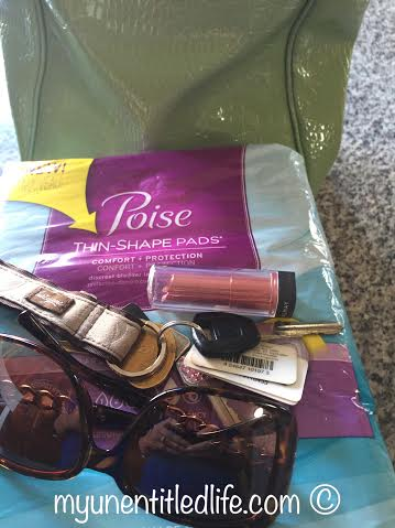 get ready and go with poise