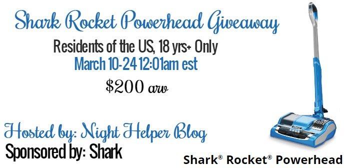 shark rocket powerhead