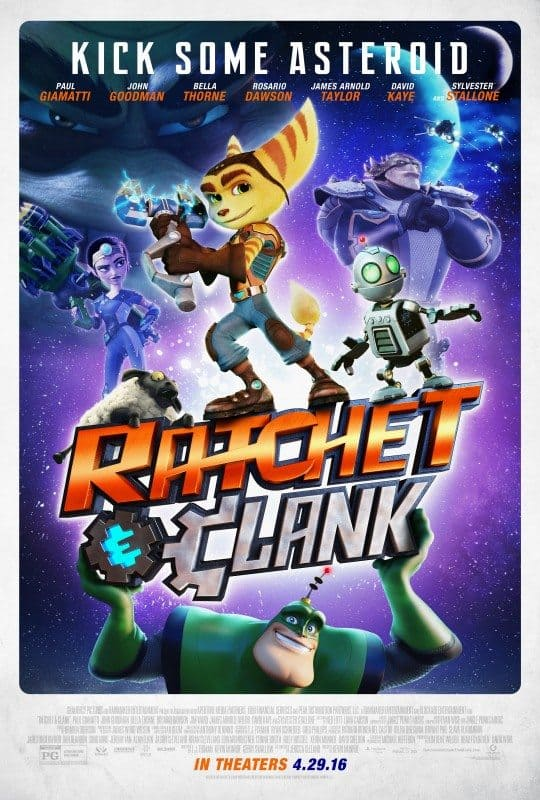 ratchet and clank opens 4/29